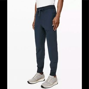 Lululemon abc jogger true navy size large